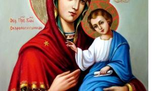 Молитва беременным о сохранении ребенка матроне московской