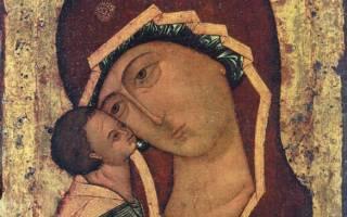 Молитва иконе божией матери игоревская