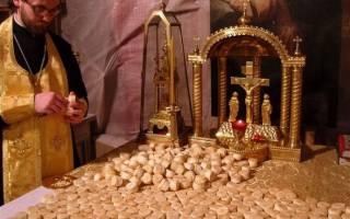 Молитва на 40 дней за здравие