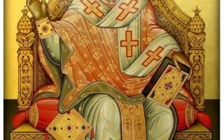 Серафим тримифунтский молитва на продажу дома