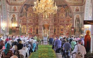 Молитва на желание в троицу