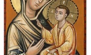 Молитва за детей тихвинской божьей матери