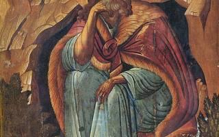 Илья пророк молитва о дожде
