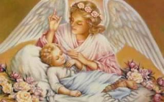 Молитва к ангелу хранителю камбиилу