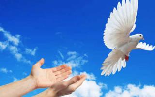 Благодарственная молитва о святом причастии