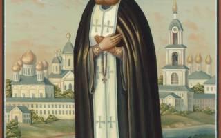 Серафим саровский чем помогает молитва