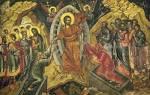 Молитва воскресение твое спасе