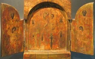 Молитва иконе в скорбях и печалях утешение