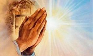 Протестантская молитва за детей