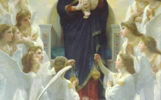 Сильная молитва о успокоении души