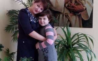 Молитва при аутизме у ребенка