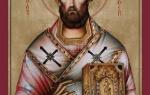 Молитва святому мученику тимофею