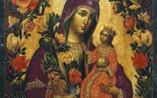 Сильнейшая молитва на замужество богородице