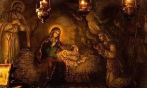 Рождественская молитва рождество ты мое божие