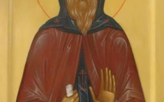 Молитва об избавлении от искушения