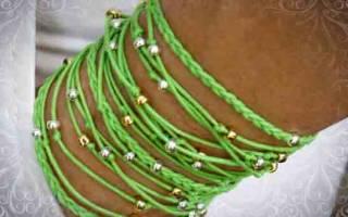 Зеленая нить на левом запястье как правильно завязать молитва