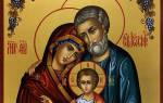 Молитва на вразумление мужа