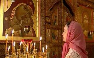 Молитва на каждый день к богородице