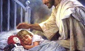 Молитва от бессонницы для ребенка