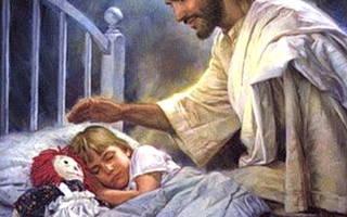 Молитва для новорожденного чтобы спал спокойно