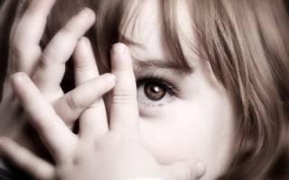 Сильная молитва от страха за детей