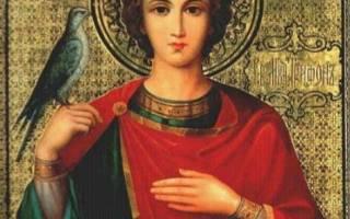 Молитва святому трифону от нечистого
