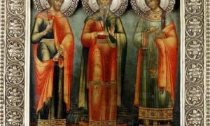 Молитва святых гурия самона авива