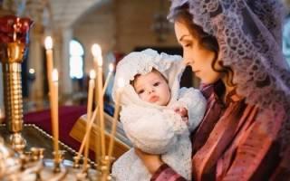 Молитва от сглаза и порчи новорожденных